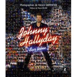 Johnny Hallyday sur scène !