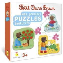 Mes 1ers Puzzles évolutifs...