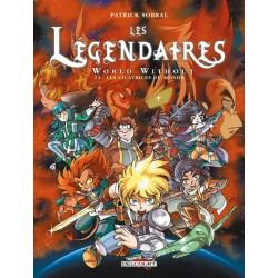 Les Légendaires - Tome 23