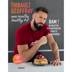 Mes recettes healthy - Tome 2