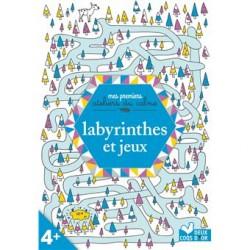 Coloriages Labyrinthes et Jeux