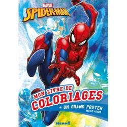 Mon livre de coloriages -...