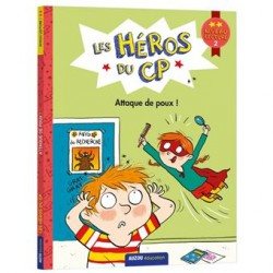 Les héros du CP niv 2 -...
