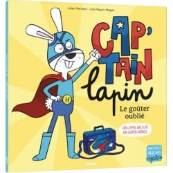 Cap'tain Lapin - le goûter...