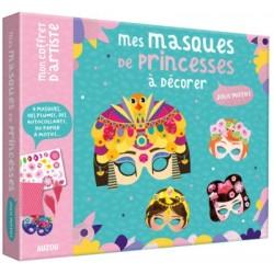 Mes Masques de Princesses à...