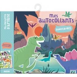 Mes autocollants - Dinosaures