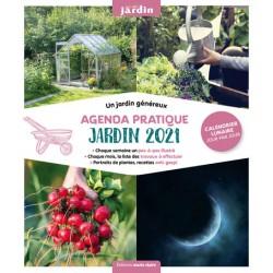 Agenda pratique du jardin 2021
