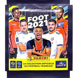 Pochettes Panini Foot