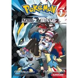 Pokemon Noir2 et Blanc2 Tome 1