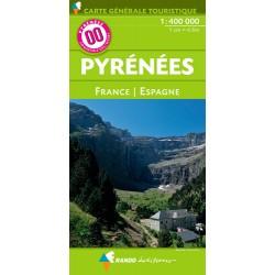Pyrénées France/Espagne...