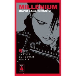Millénium Tome 6 - La fille...