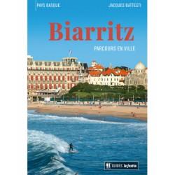 Biarritz, parcours en ville