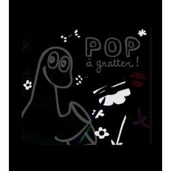 Pop à gratter