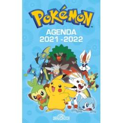 Pokemon Agenda  2021-2022