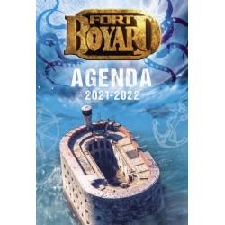 Fort Boyard Agenda  2021-2022