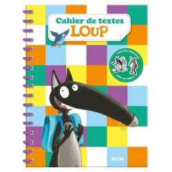 Cahier de textes du Loup...
