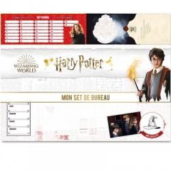 Set de bureau Harry Potter
