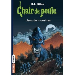 Jeux de monstres - Tome 36...